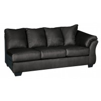 Darcy - Black - RAF Sofa