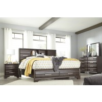 Andriel 7PC Bedroom Grouping