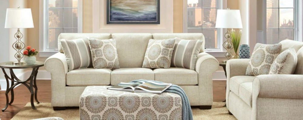Admirable Charisma Linen Sofa Pabps2019 Chair Design Images Pabps2019Com