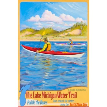 Lake Michigan Water Trail