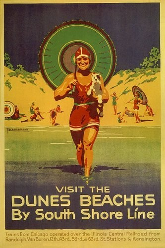 Visit Dunes Beaches (Retro)