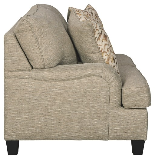 Ashley Furniture Toledo: Almanza - Wheat - Loveseat