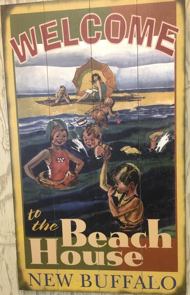 Welcome to the Beach House - New Buffalo