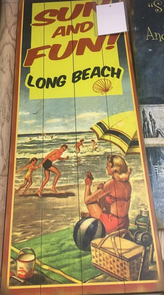 Fun In The Sun - Long Beach