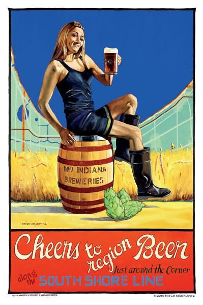 Cheers To The Region Beer