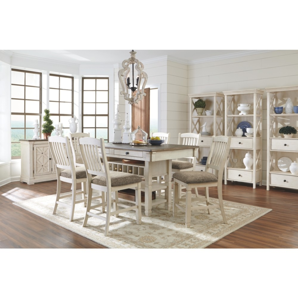 D647 5 Piece Counter Dining Set
