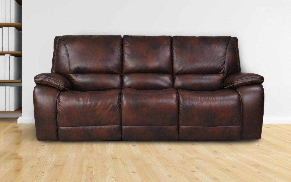 Vail Burnt Sienna Power Reclining Sofa