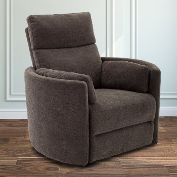 Radius Krypton Power Swivel Glider Recliner