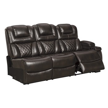 Warnerton Right-Arm Facing Power Reclining Sofa with Console