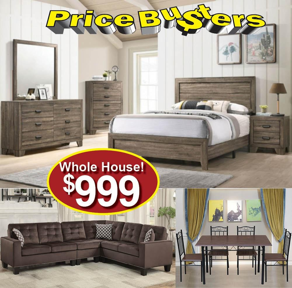 Discount Furniture Package #55