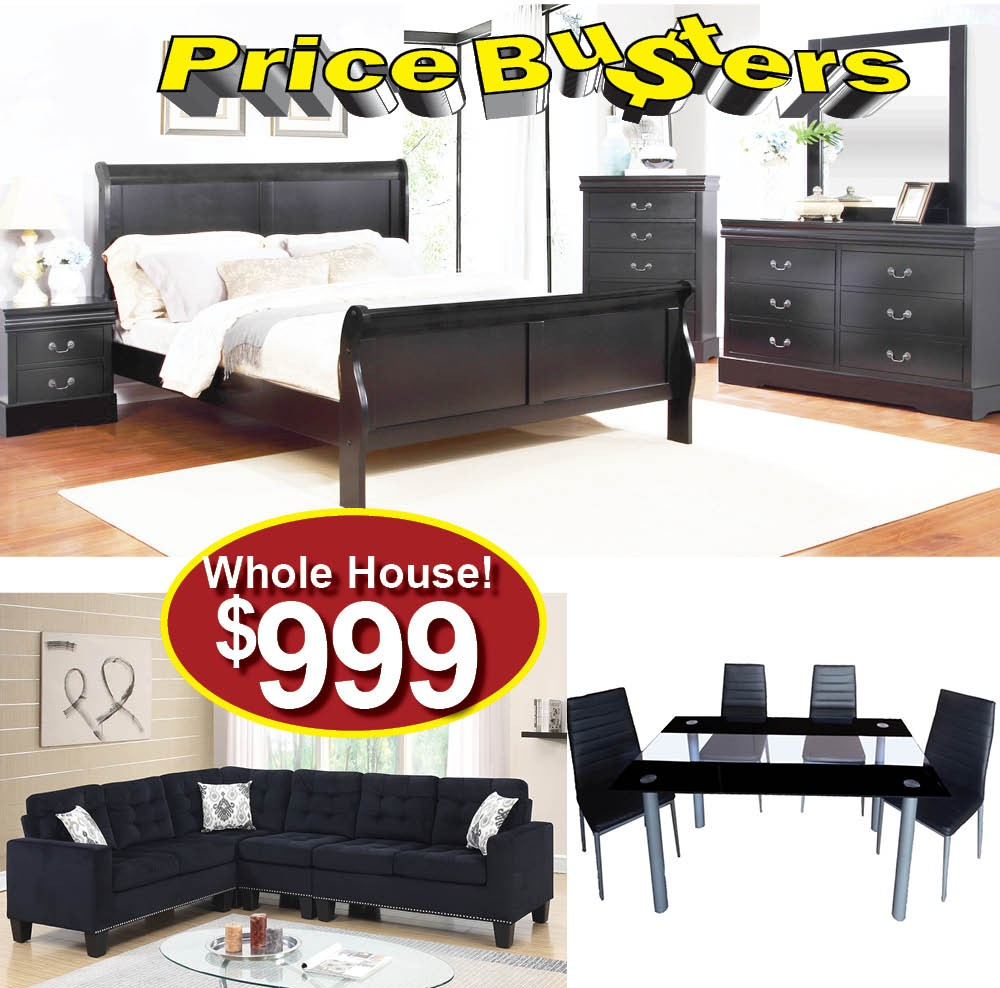 Cheap Furniture Deals Online: Discount Furniture Package #57