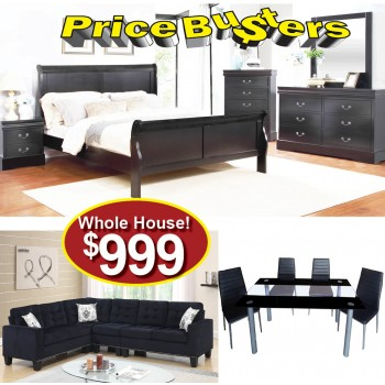 Discount Furniture Package #57