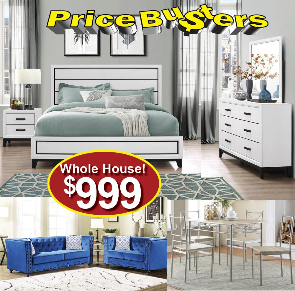 Discount Furniture Package #56