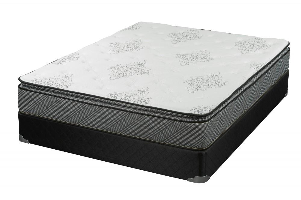 Exquisite Pillow Top - Queen Mattress