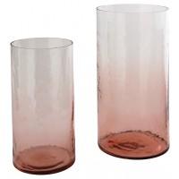 Devona - Pink - Vase Set (2/CN)