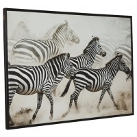Breeda - Black/White - Wall Art