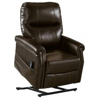 Markridge - Chocolate - Power Lift Recliner