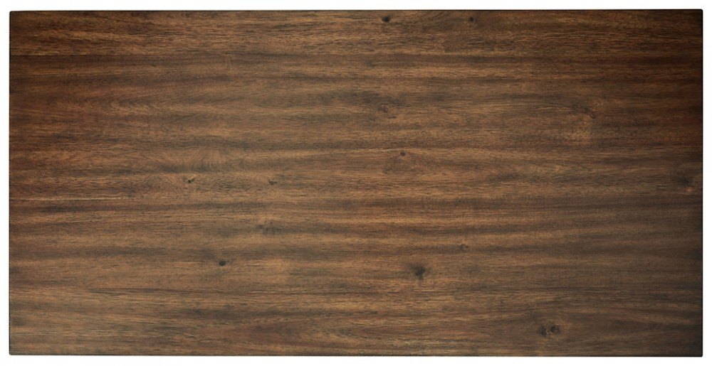 Chaleny - Warm Brown - RECT Dining Room Counter Table