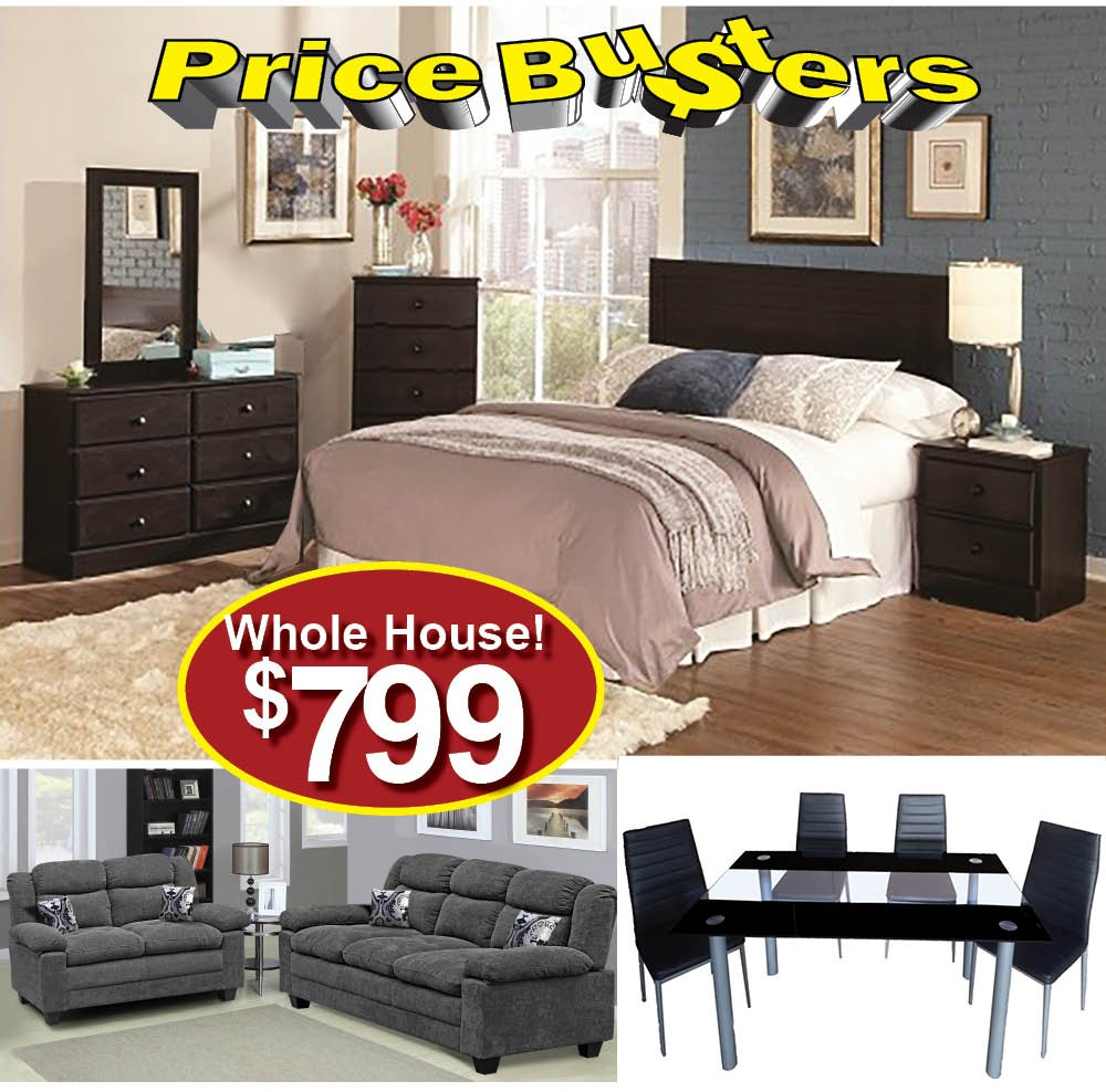 Discount Furniture Package #59