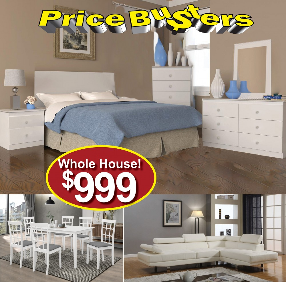Discount Furniture Package #58