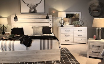 B192 Cambeck bedroom set