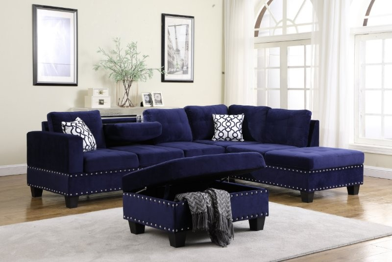 Enjoyable Brooke 2 Pc Sectional Inzonedesignstudio Interior Chair Design Inzonedesignstudiocom