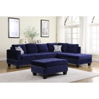 Brooke 2 PC Sectional