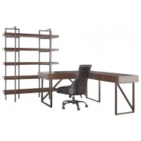 Starmore - Starmore 2-Piece Home Office Desk