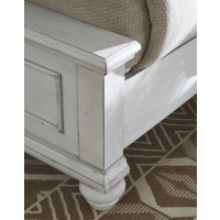 Kanwyn - Queen Panel Bed
