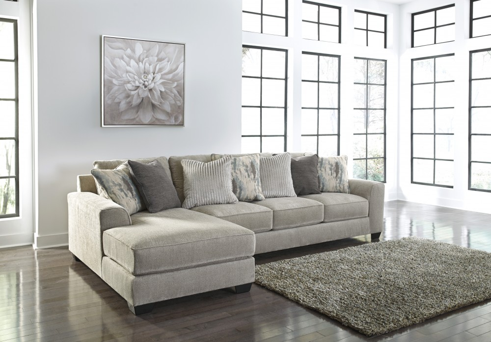 Ardsley - Ardsley 2-Piece Sectional with Chaise