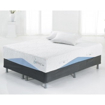 12 Inch Chime Elite - King Foundation with Mattress