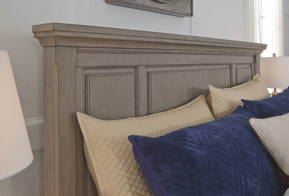 Lettner Lettner King Sleigh Bed With Storage B733b8 78