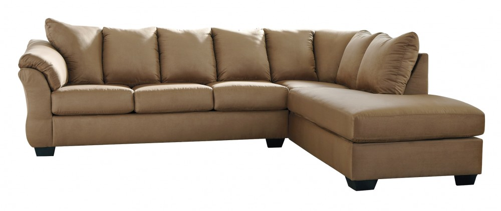 Darcy - 2-Piece Sectional with Chaise