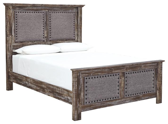 Lynnton - Queen Upholstered Panel Bed