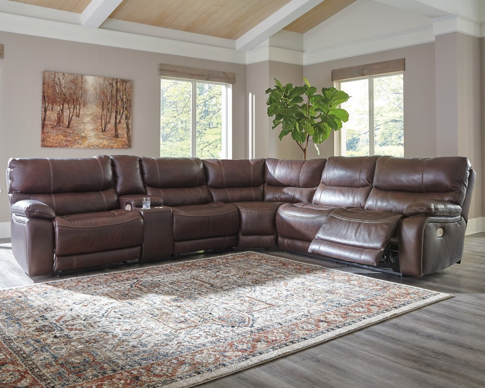 Muirfield - 3-Piece Power Reclining Sectional