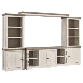 Havalance - 4-Piece Entertainment Center
