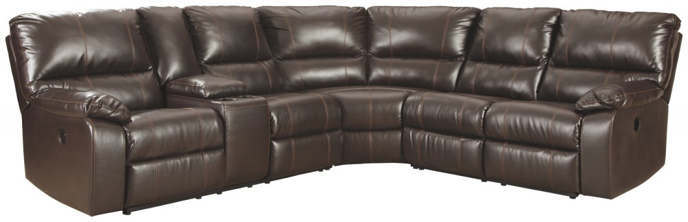 Warstein 3-Piece Reclining Sectional with Power