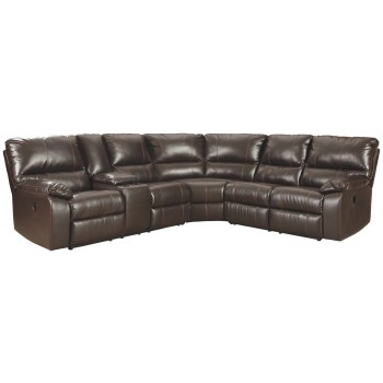 Warstein - 3-Piece Power Reclining Sectional