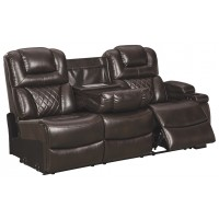 Warnerton 3-Piece Reclining Sectional with Power