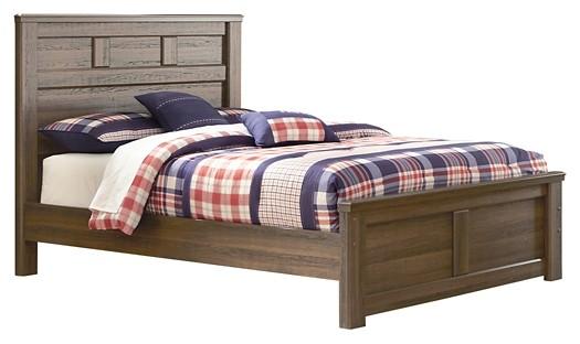 Juararo - Juararo Full Panel Bed