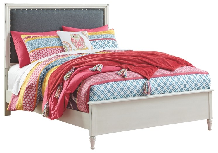 Faelene - Full Upholstered Bed
