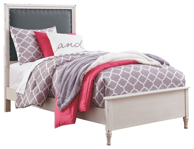 Faelene - Twin Upholstered Bed