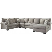 Renchen - Renchen 4-Piece Sectional with Chaise