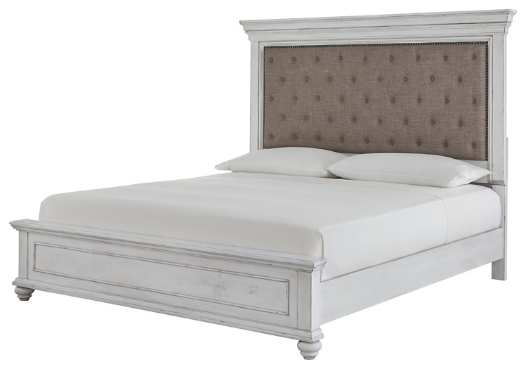 Kanwyn - California King Panel Bed