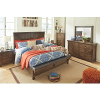Lakeleigh - King Upholstered Bed