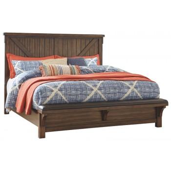 Lakeleigh - Queen Panel Bed