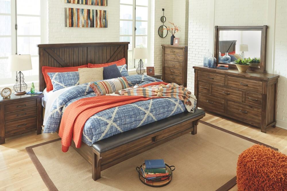 Lakeleigh - Queen Upholstered Bed