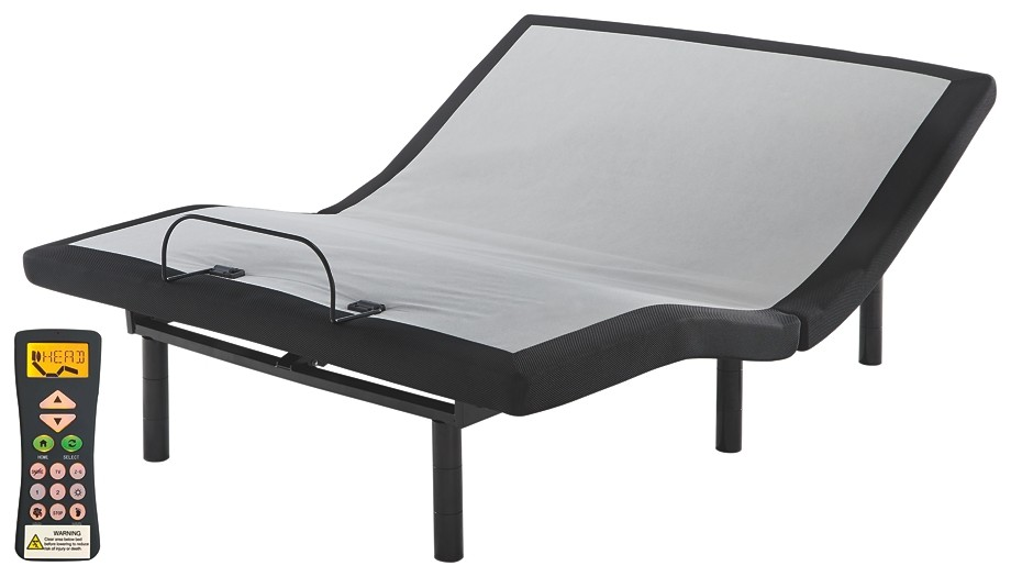 Mt Rogers Ltd Pillowtop - Mt Rogers Ltd Pillowtop King Adjustable Base with Mattress