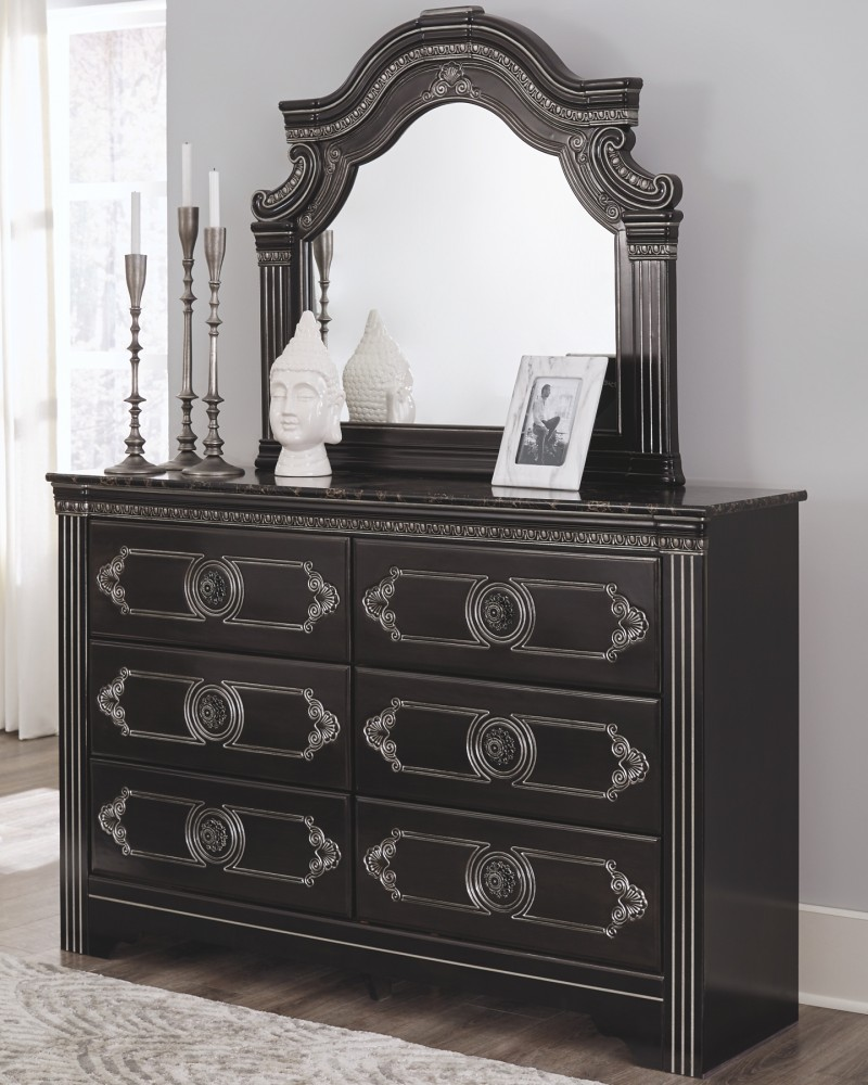 Banalski - Dresser and Mirror