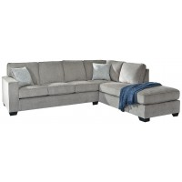 Altari - Altari 2-Piece Sectional with Chaise and Sleeper